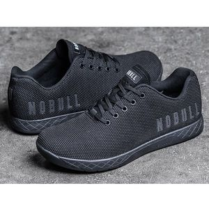 NOBULL Project Trainers Black On Black